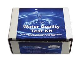 Sensafe Complete Home Water Quality Test Kit, 15 Contaminants