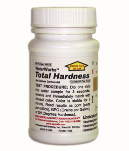 Sensafe 480008 Total Hardness Water Test Kit