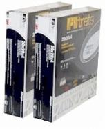3M Filtrete DP02DC-4 Deep Pleated 4 Inch Air Filters (2-Pack)